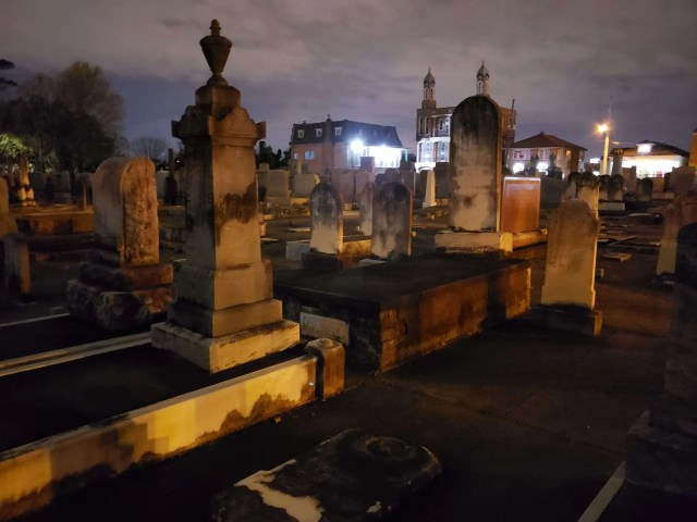 New Orleans Ghost Tour, Viator