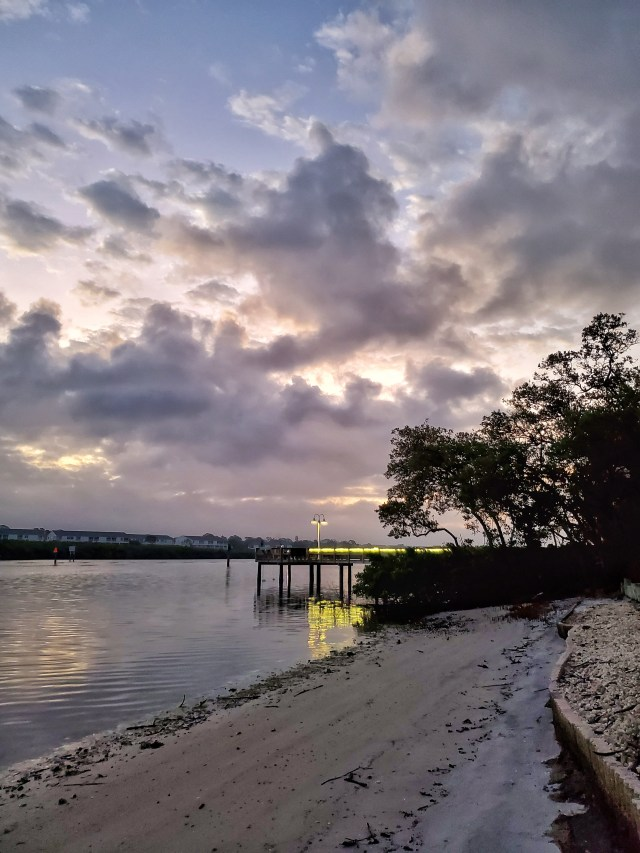 Intercoastal waterway, indian shores, florida