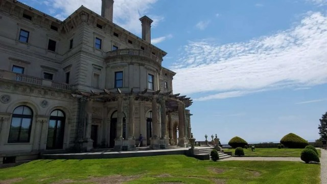 The Breakers Mansion, Newport