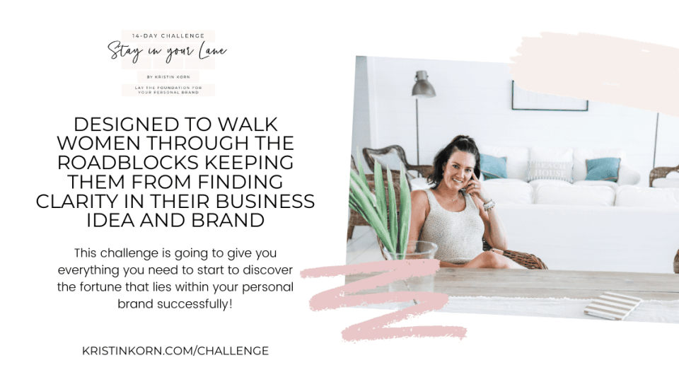 14-Day Stay in Your Lane Challenge