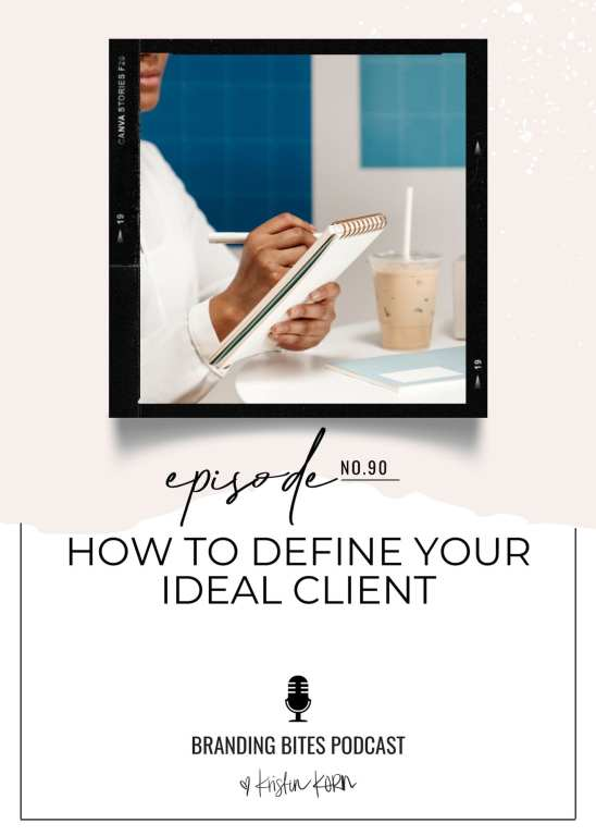 I offer my strategy for identifying your ideal client profile. Where to find them and how to create content to attract them!