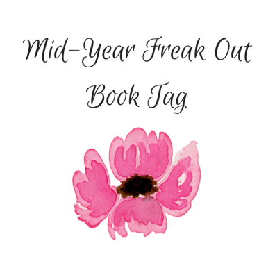 Mid-Year Freak OutBook Tag