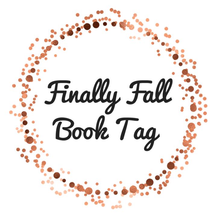 Finally Fall Book Tag