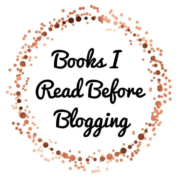 Books I Read Before Blogging #1