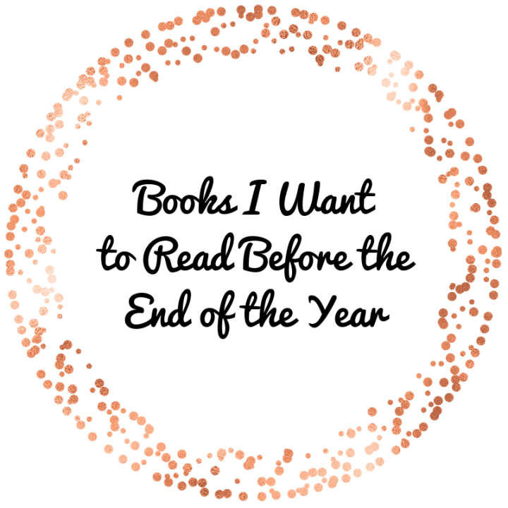 Books I Would Like to Read by the End of 2019