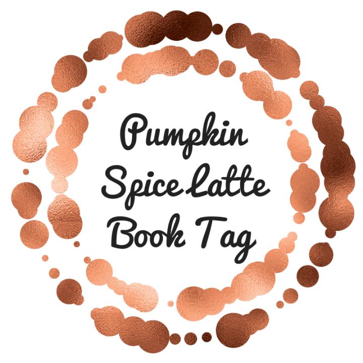 ☕Pumpkin Spice Latte Book Tag