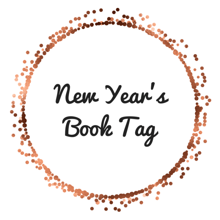 New Year's Book Tag