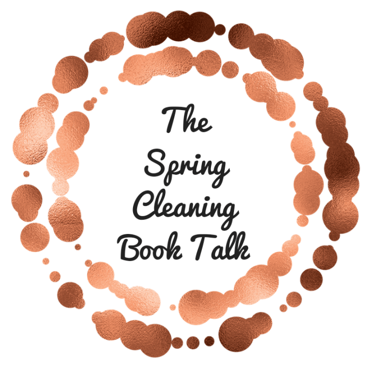 The Spring Cleaning Book Tag
