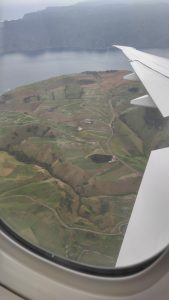 First view of New Zealand