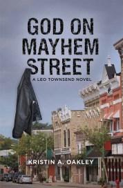 God on Mayhem Street cover