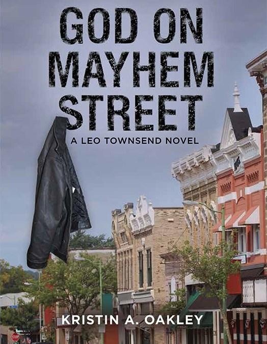 God on Mayhem Street is a Finalist!