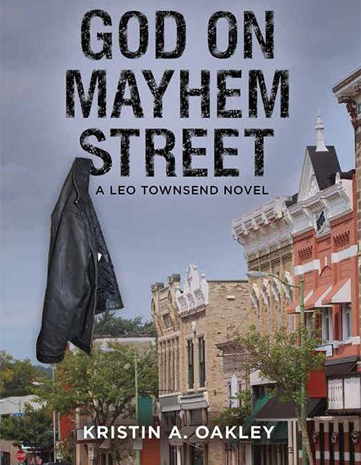 God on Mayhem Street is a Finalist!