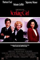 """""""Working Girl"""" movie poster"""