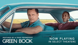 """The Green Book"" movie poster"