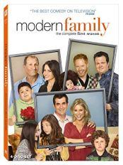 Modern Family Season 1 DVD Cover