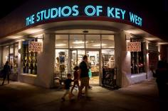 Exterior of The Studios of Key West
