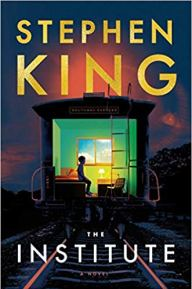 Cover of Stephen King's The Institute