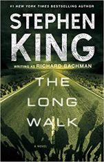 "Cover of ""The Long Walk"" by Stephen King"