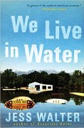 Cover of Jess Walter's We Live in Water