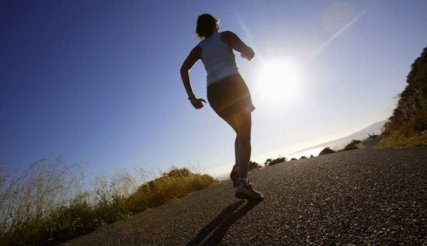 Exercise and running
