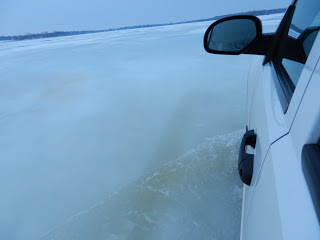 The Adventures of Ice Fishing in Minnesota