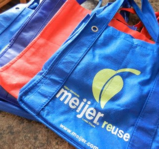 Day 29: Reusable Bags