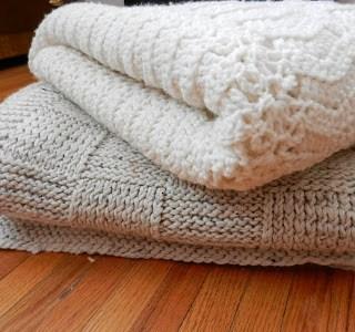 Day 27: Blankets
