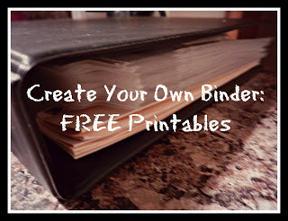 Organize Your Books and Medical Info: FREE Printables!