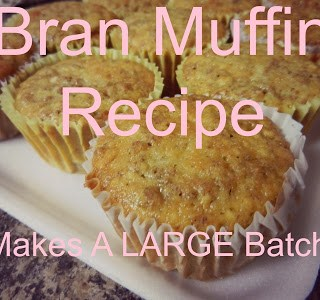 Best Bran Muffin Recipe!