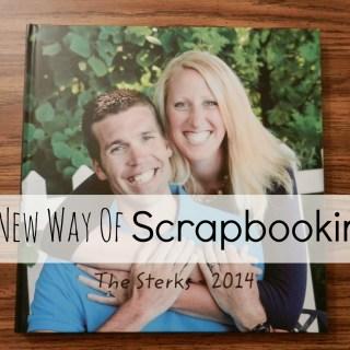 My New Way Of Scrapbooking