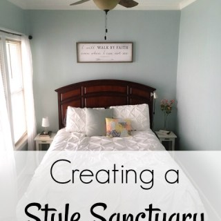 Creating a Style Sanctuary Oasis