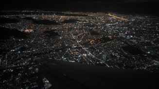 Landing in CDMX