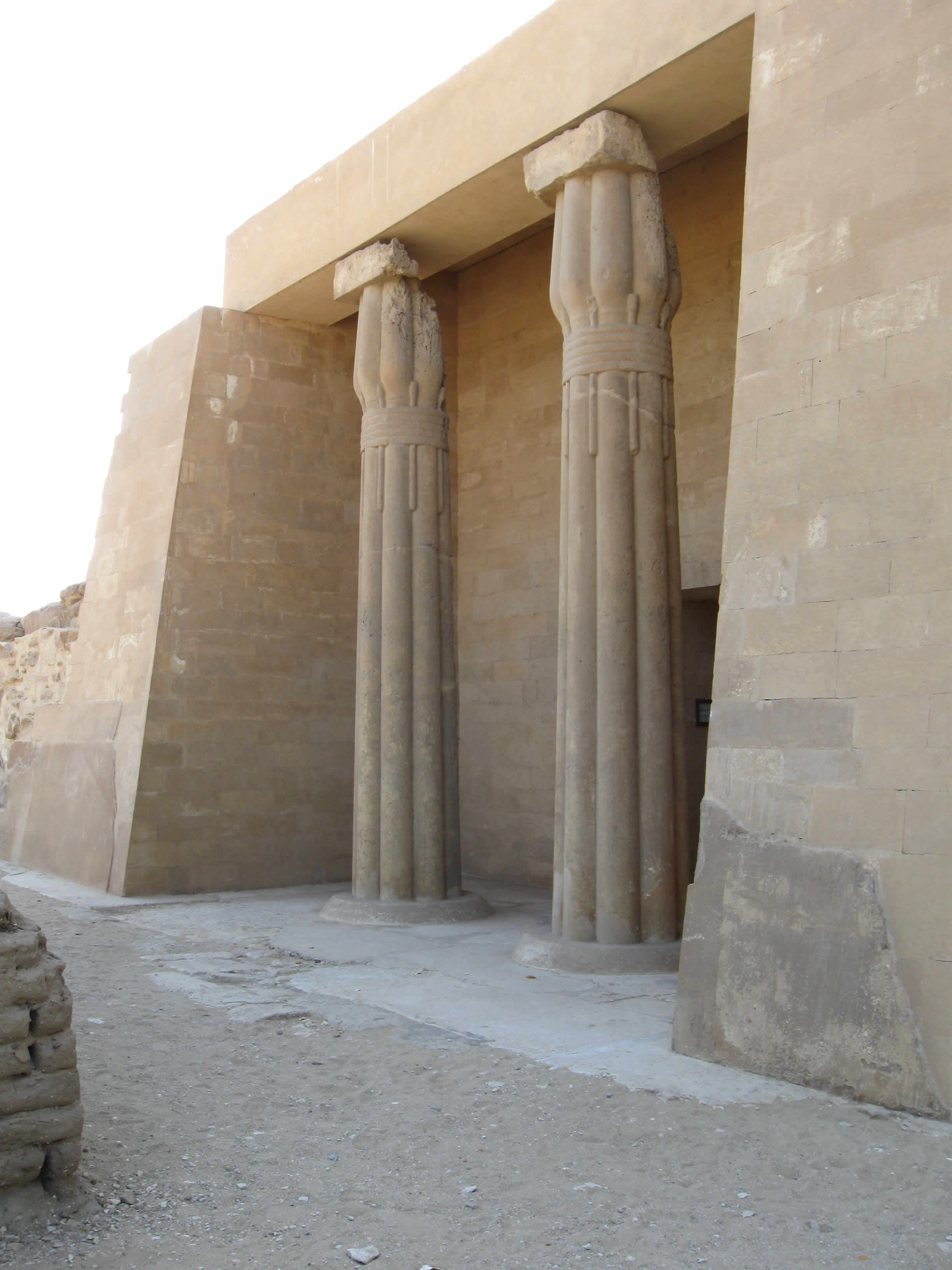 The Restored Entrance of Ptahshepeses