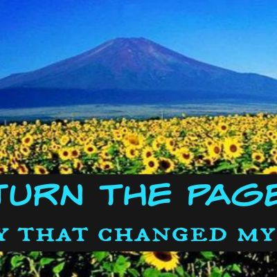 Turn the Page: the day that changed my world