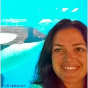 4-11-14 SeaWorld & Shamu Selfie