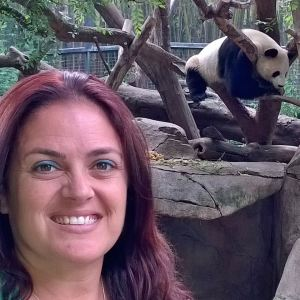 4-12-14 Panda Selfie