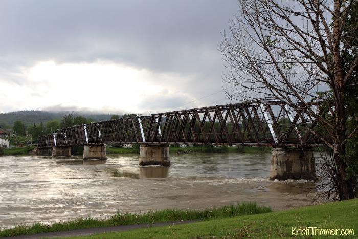 5-29-14 Quesnel Bridge