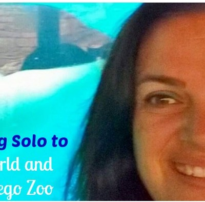 Traveling Solo to SeaWorld and San Diego Zoo
