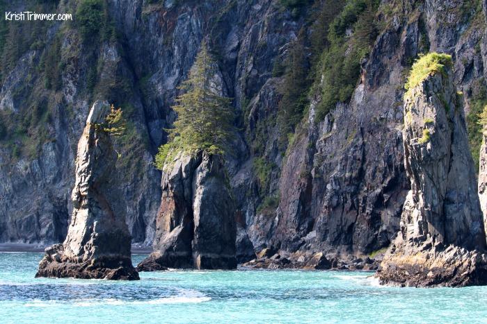 6-8-14 Alaska Cove - 3 Peaks