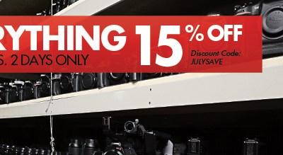 BorrowLenses Black Friday Sale: Save 15% on Any Rental