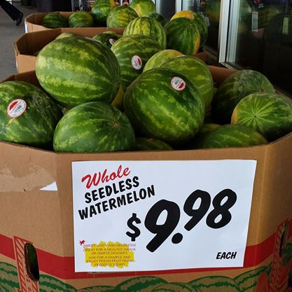 7-10-14 Watermelon