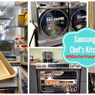 Samsung's Chef's Kitchen – Sign Me Up!