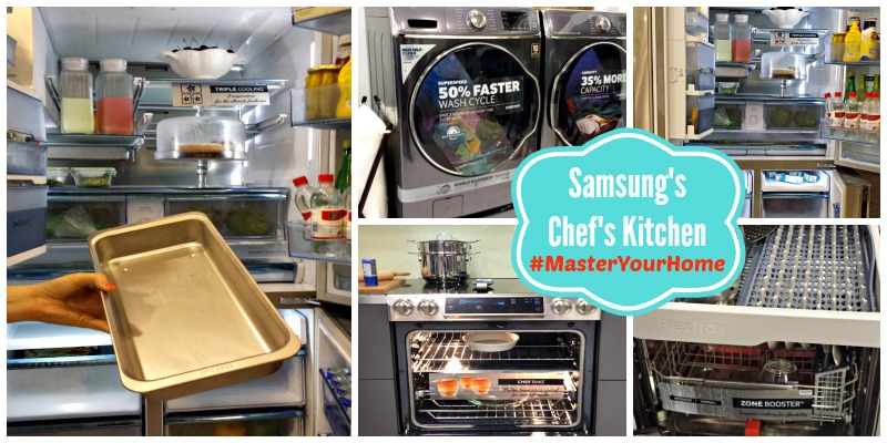 Samsung's Chefs Kitchen