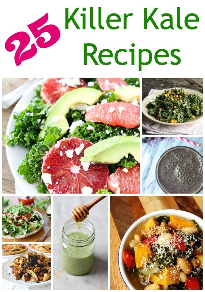 25 Killer Kale Recipes