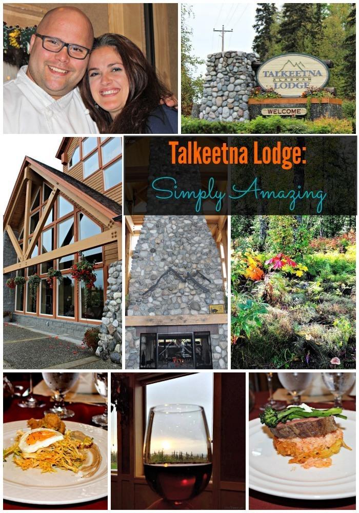 Talkteenta, Alaska