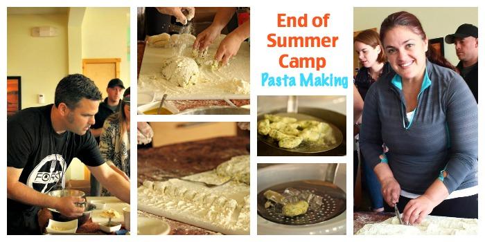 EOSC - Pasta Making