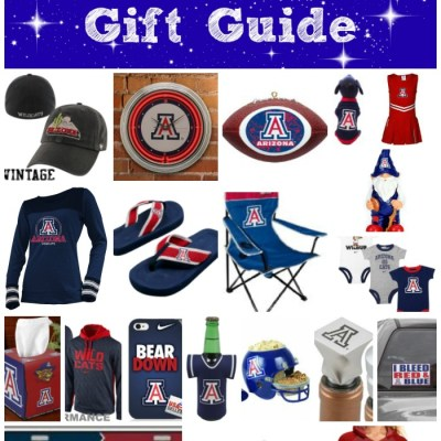 UA Wildcat Gift Guide