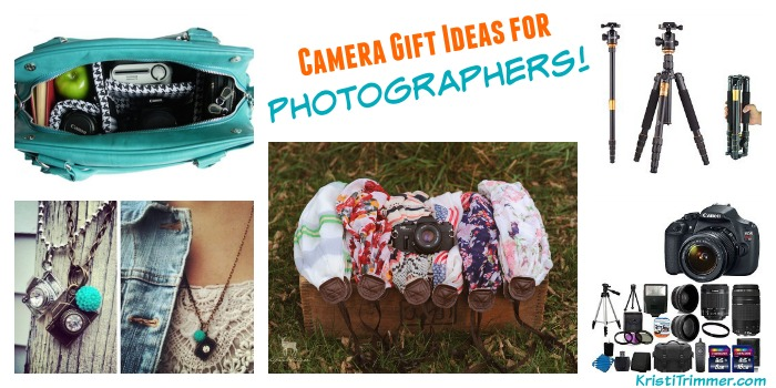 Camera Gift Ideas for Photographers