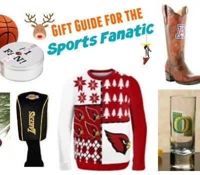 Gift Guide for the Sports Fanatic