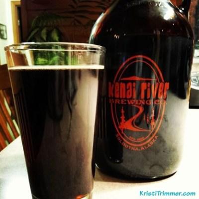 #ThirstyThursday: Kenai Rivers Brewing Smores Beer